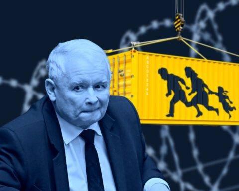 Okładka PiS ich 5 lat rządów i polityka imigracyjna