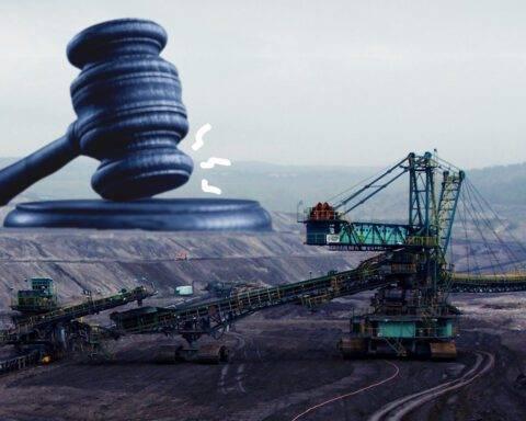Okładka kopalnia Turów