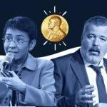 Okładka nagroda Nobla